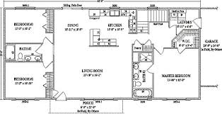 ranch open concept floor plans photogiraffe me