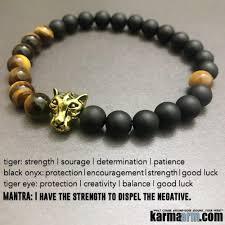 bracelet man onyx images Mens bracelets courage strength black onyx tiger eye gold tiger jpg