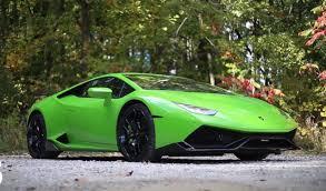 Lamborghini Huracan Green - 2016 lamborghini huracan coupe specs review and photos
