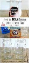 How To Uninstall A Kitchen Faucet How To Remove Labels From Jars Like A Chemist Remove Labels