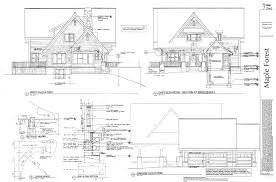 architectural drawings pdf home design great excellent in