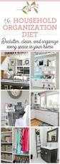 organize home the household organization diet clean and scentsible