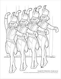 nutcracker ballet coloring pages free google search colorables