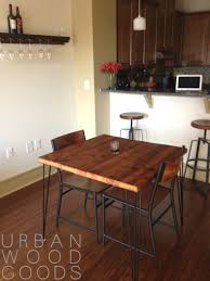 Narrow Dining Room Tables Reclaimed Wood Items Similar To Small