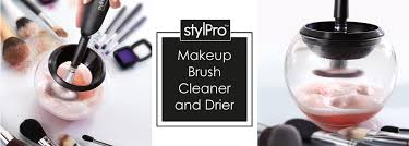 stylpro make up brush cleaner makeup brushes