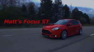ford focus st modded 2013 big turbo focus st racing mods reviews