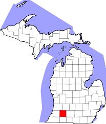 Michigan Map by File Map Of Michigan Highlighting Kalamazoo County Svg Wikimedia