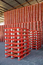 what is a skid its role in material handling