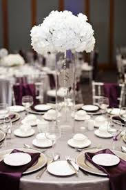Purple Table L Los Angeles Wedding By Belathee Bridal Purple Wedding