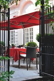 Sunbrella Offset Patio Umbrella by Cantilever Umbrellas Patio Umbrellas Patio Furniture The