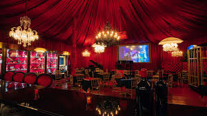 red room raymond vineyards napa valley californiale cabaret now open