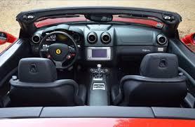 Ferrari California 350z - ferrari california sells for half a mill is this manual box frenzy