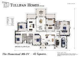 MKIV Home Design Tullipan Homes - Homestead home designs