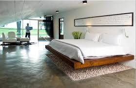 Floating Bed Frames Tokyo Floating Platform Bed Get Shape