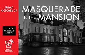 masquerade in the mansion george eastman museum