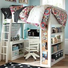 chambre ado lit mezzanine idaces fantastiques pour une chambre de fille ado mezzanine chambre