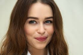 game of thrones u0027 star emilia clarke boards u0027voice from the stone