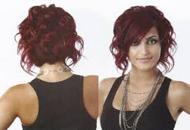 aline hairstyles pictures cute below chin line bob haircut pictures styled two ways front
