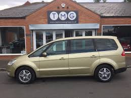 used ford galaxy ghia for sale motors co uk