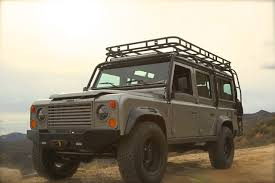 customized land rover icon reformer custom land rover nas110 defender youtube