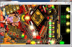 Visual Pinball Tables by Moving Dmd From Backglass To Playfield Road Girls Table Future