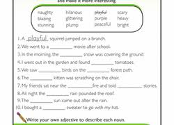 3rd grade grammar worksheets u0026 free printables education com