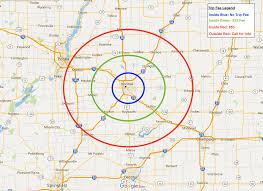 Washington State Radon Map by Request A Radon Test Americhoice Radon Testing