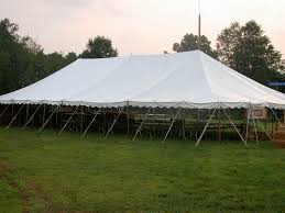 big tent rental all white stake and pole tents baker tent rental