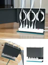 bureau rangé range cable bureau range cable bureau cache cable pour bureau 5