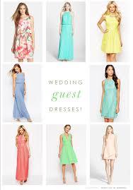 Summer Garden Wedding Guest Dresses - wedding guest dresses dressy casual attire casual attire and