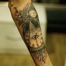 tribal tattoos forearm design 18 refreshing pyramid tattoos to try pyramid tattoo tattoo