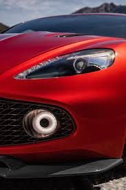 aston martin vanquish red ogle the new aston martin vanquish zagato in 19 borderline