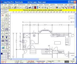House Floor Plan Maker Easy Tiny House Floor Plan Software Cad Pro Regarding Stylish
