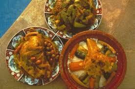 cuisine marocaine classement les differentes cuisines regionales du maroc dafina