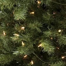 9ft pre lit spruce hinged artificial tree w 900 ul