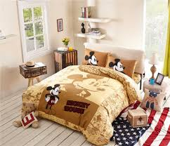 Mickey Home Decor Online Get Cheap Mickey Mouse Quilt Aliexpress Com Alibaba Group