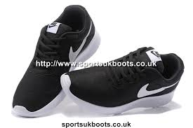 most popular nike tanjun prem mens shoes black white mens nike