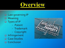 right meaning intellectual property rights