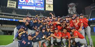 Nails Knocked Out Barely Breathing Inside Mlb Star - 18u stars claim trials finale 6 2 usa baseball