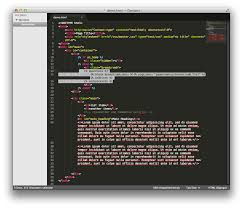 sublime text 2 color schemes theneum