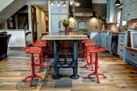 Industrial Kitchen Islands 59 Cool Industrial Kitchen Designs That Inspire Digsdigs