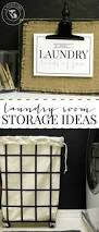 Ideas For Laundry Room Storage by Stylish Laundry Room Storage Ideas A Night Owl Blog
