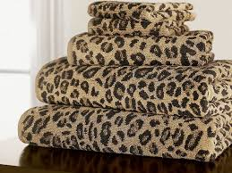 home design brand towels attractive animal print bath towels pertaining to leopard home