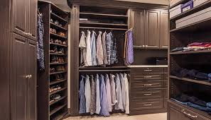 master closet with dressing table and 360 organizer shoe spinner