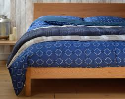 jay street block print company hira duvet covers and pillowcases are now available from natural bed