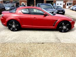 used 2005 mazda rx 8 2 6 192ps 4d for sale in west sussex