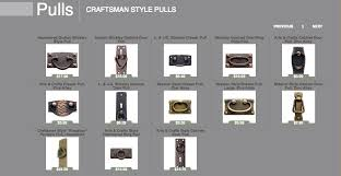 arts and crafts cabinet hardware arts and crafts style cabinet hardware f75 for cute home furniture