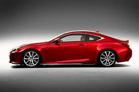 lexus luxury sports car 2015 lexus rc motor trend