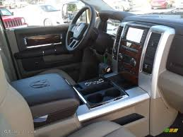 2012 dodge ram interior light pebble beige bark brown interior 2012 dodge ram 1500 laramie