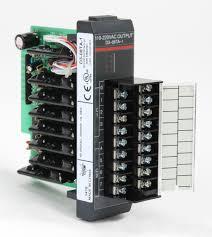 d3 08ta 1 dl305 discrete output module 8 pt 120 240 vac pn